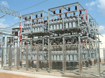 高压并联电容器成套装置